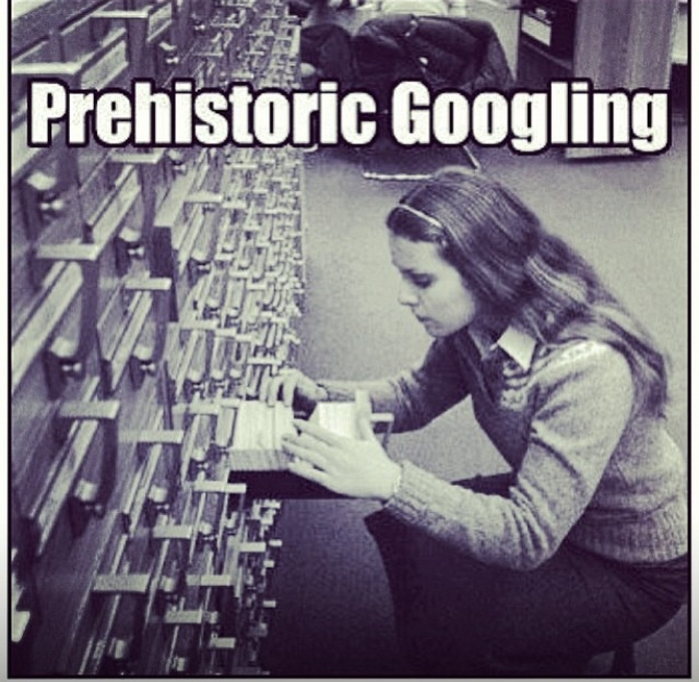 Spent many an hour doing this. Had the entire Dewey decimal system memorized. Oh, how I wanted to be a librarian!