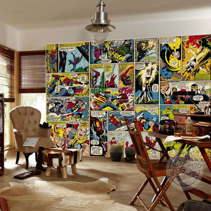 Find More Wallpapers Information about Marvel Comics Wallpaper Custom 3D Wall Murals Captain America Photo wallpaper Kids Boys Bedroom Office Shop Art Room decor Hulk,High Quality wallpaper suppliers,China decor Suppliers, Cheap wallpaper videos from Art Wallpaper Mural warehouse on Aliexpress.com