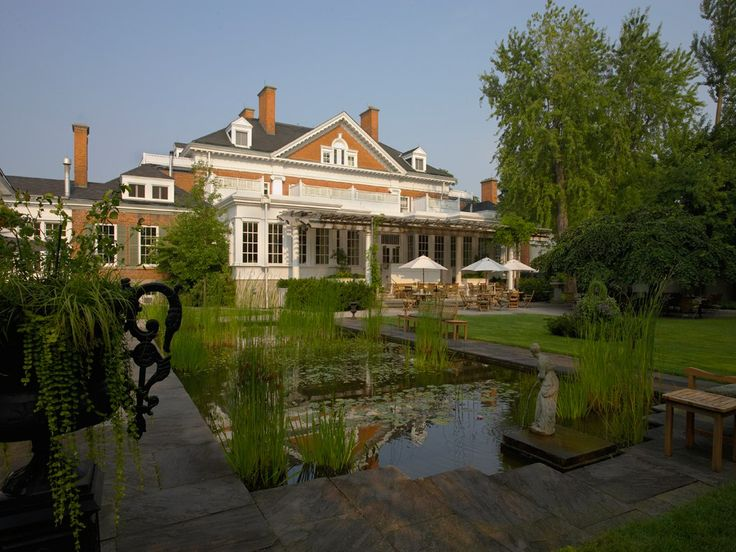 Langdon Hall Country House Hotel & Spa, Cambridge: Ontario Resorts : Condé Nast Traveler