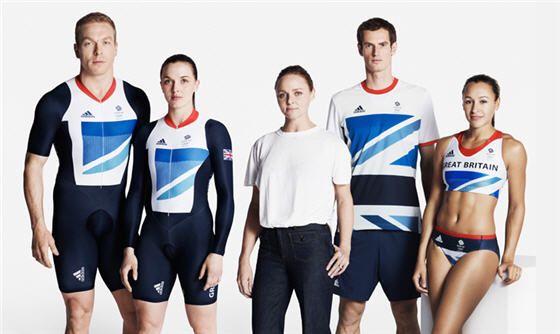 Stella McCartney unveils Team GB's Olympic Kits