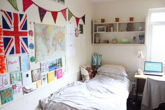 How To Make Your Uni Cell Liveable | dorm room decor tips and ideas for university halls! www.imogenmolly.co.uk