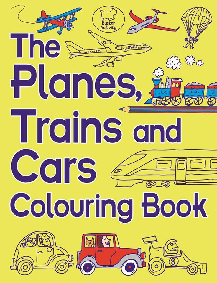 The Amazing Boys Colouring Book Youll Find Lots Of Wacky Robots And Machines