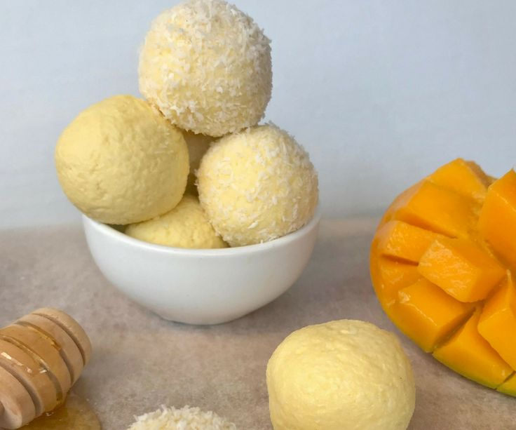 With just five ingredients including in-season mango, these 5 Ingredient Mango and Honey Cheesecake Balls are delicious and decadent.