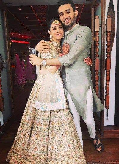 Aisha Actress Amrita Puri destination wedding