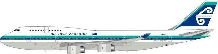 Air New Zealand B747-400. Image www.eztoys.com