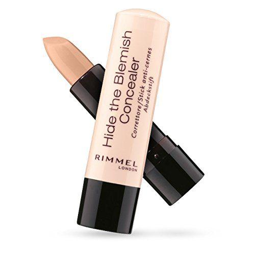 Rimmel Hide The Blemish Concealer (w/clear cap) Soft Honey - http://buyonlinemakeup.com/rimmel/soft-honey-rimmel-lash-accelerator-mascara-black