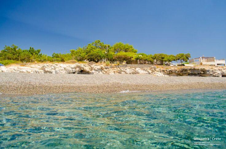 Beaches of Ierapetra, Crete