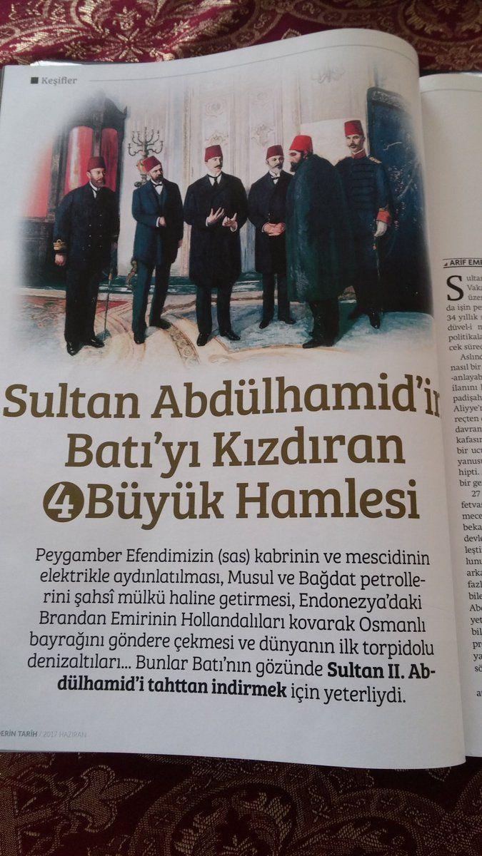 Sultan #AbdülhamidHan'ın Batı'yı kızdıran 4 büyük hamlesi.. #OsmanlıDevleti