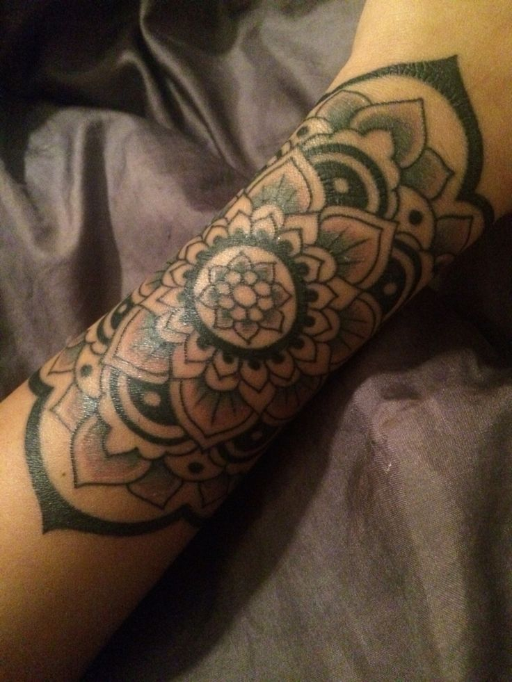 My very own tattoo. Hope you guys like :)
