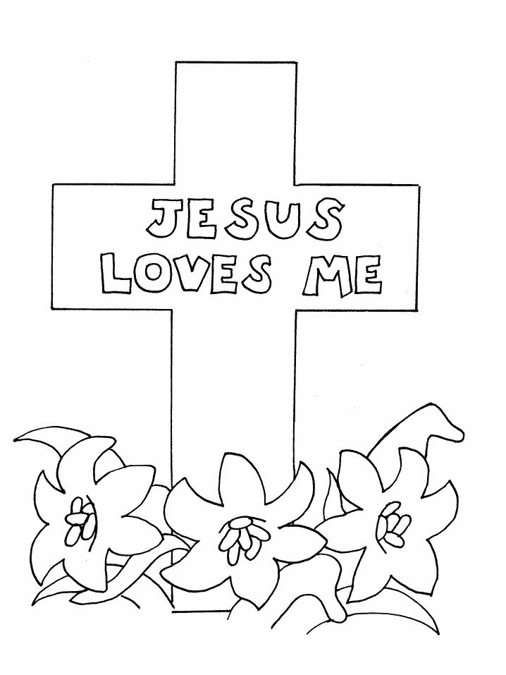 free coloring pages jesus children - photo#31
