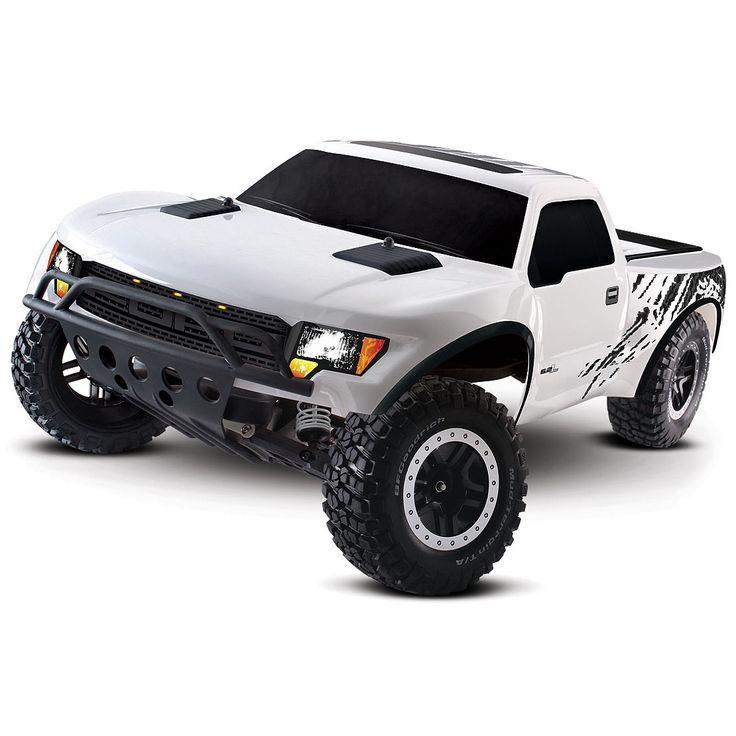 Ford F  Svt Raptor Remote Control Car