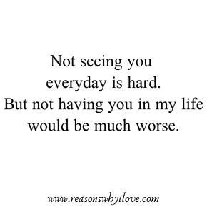 16+ Long Distance Relationship Quotes – Reasons Why I Love – Quotes