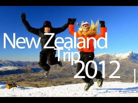 My trip to New Zealand, specifically Queenstown. The Hilton Queenstown, Lake Wakatipu, Queenstown, Below Zero Ice Bar, Skiing at Coronet Peak, Gondola & Luge Track, Snowboarding at The Remarkables, Snowman, Paragliding off Coronet Peak