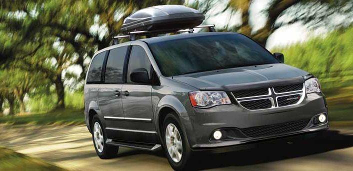 Dodge Grand Caravan  Consumers Digest l'a d'ailleurs nommée « Meilleur achat » 2013!
