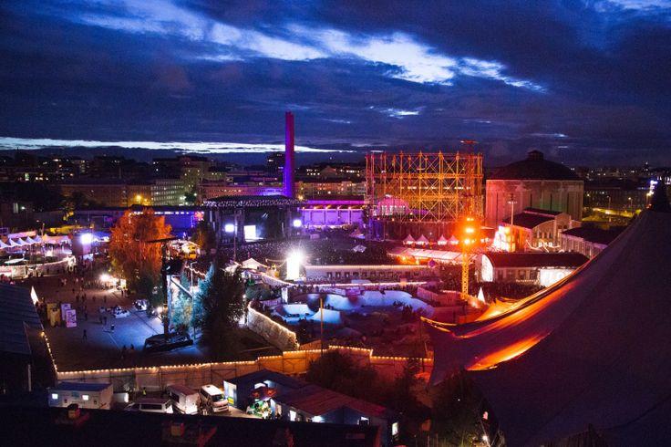 Festival Review: Flow Festival 2016