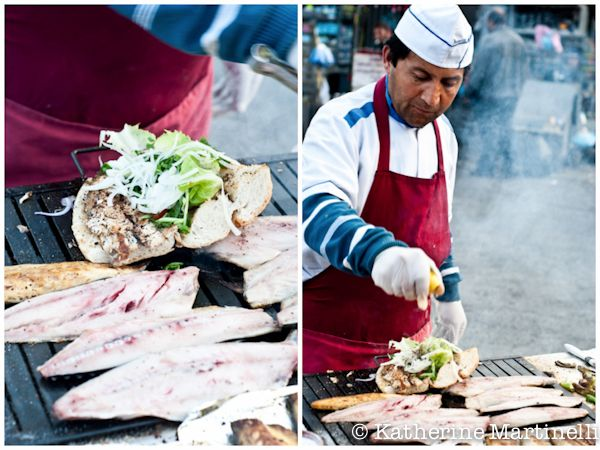 Where to eat in Istanbul: A brief guide. We love İstanbul street food.