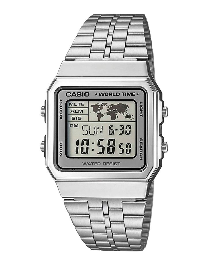 Ρολόι CASIO Collection Digital Ladies A-500WEA-7EF