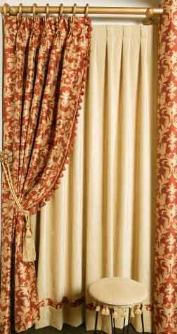 Curtains Ideas cold weather curtains : Top 25 ideas about Curtain Styles & Types on Pinterest | Curtain ...