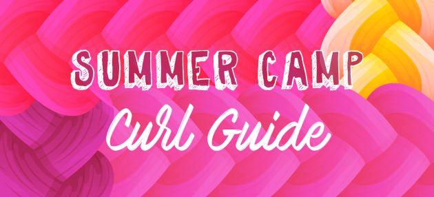 Curly Kids: The Summer Camp Hair Guide by Samantha Mellone for DevaCurl
