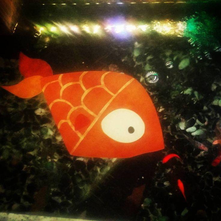 ¡El #pez de SIDN ha hecho amigos! Esperemos que también les guste el #marketingdigital :D