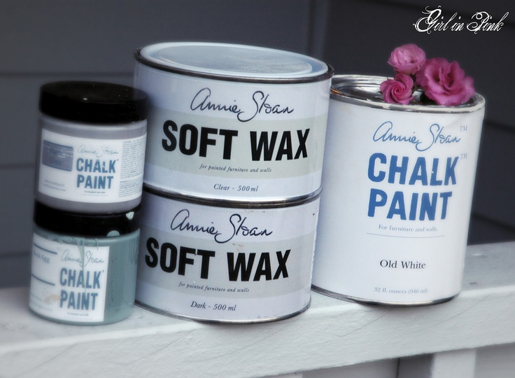 I've resisted Annie Sloan Chalk Paint because of the price, but this blogger/furniture painter may have changed my mind. She shows 10 projects she painted with 1 qt of ASCP white and two sample colors. All lovely. Girl In Pink: Ten Projects...One Can of Chalk Paint!