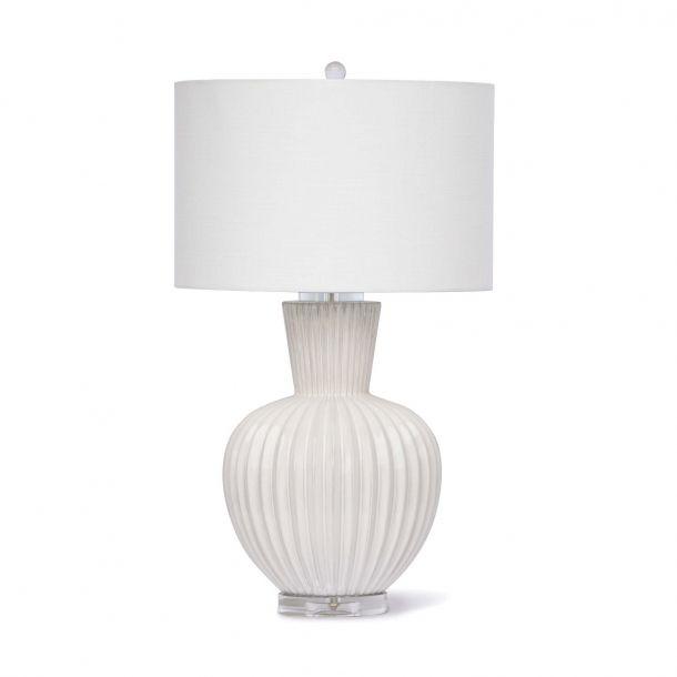 Madrid Ceramic Table Lamp White White Table Lamp Transitional Table Lamps Table Lamp