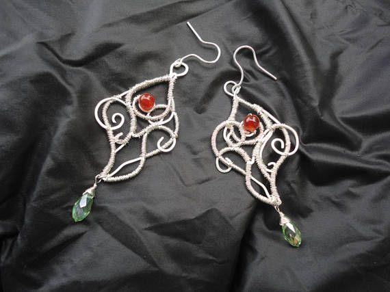 Sterling silver earrings for sensitive ears Grimm TV