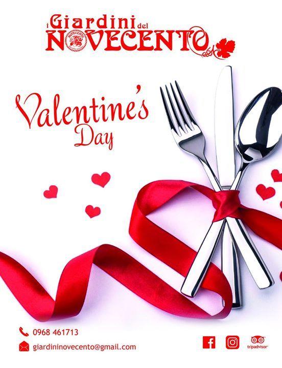 La serata più romantica dell'anno è alle porte Vi aspettiamo nei nostri locali con piatti dedicati appositamente e la nostra immancabile pizza