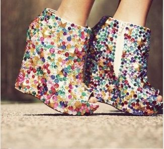 high heels for kids size 1 for kids | Nice shoes | Shoes ...