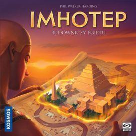 Imhotep: Budowniczy Egiptu