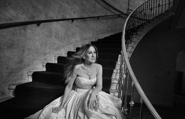 Jadi Desainer Perhiasan, Sarah Jessica Parker Pakai Berlian Terlangka Dunia
