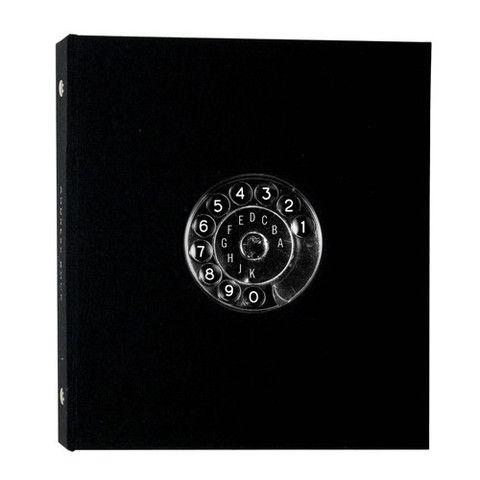 Vintage Telephone Address Book