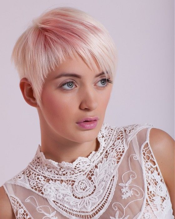 short thin hair styles 3172 best hairstyles for 40 images on 4043 | 4b110104efeb68a5b52440e7209251e7 short blonde haircuts short straight hairstyles