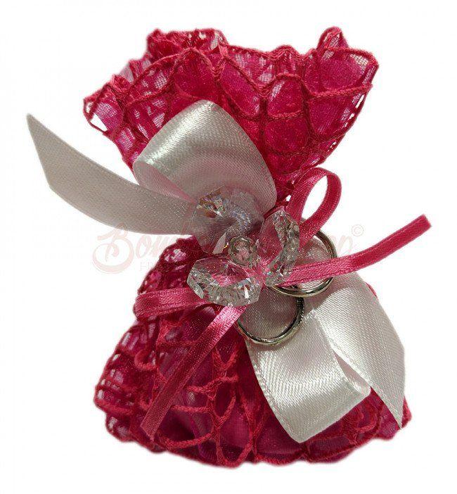 Sacchettino Con Fedi 5 Anni Di Matrimonio Anniversario Matrimonio Anniversario Matrimonio Anniversario Di Matrimonio