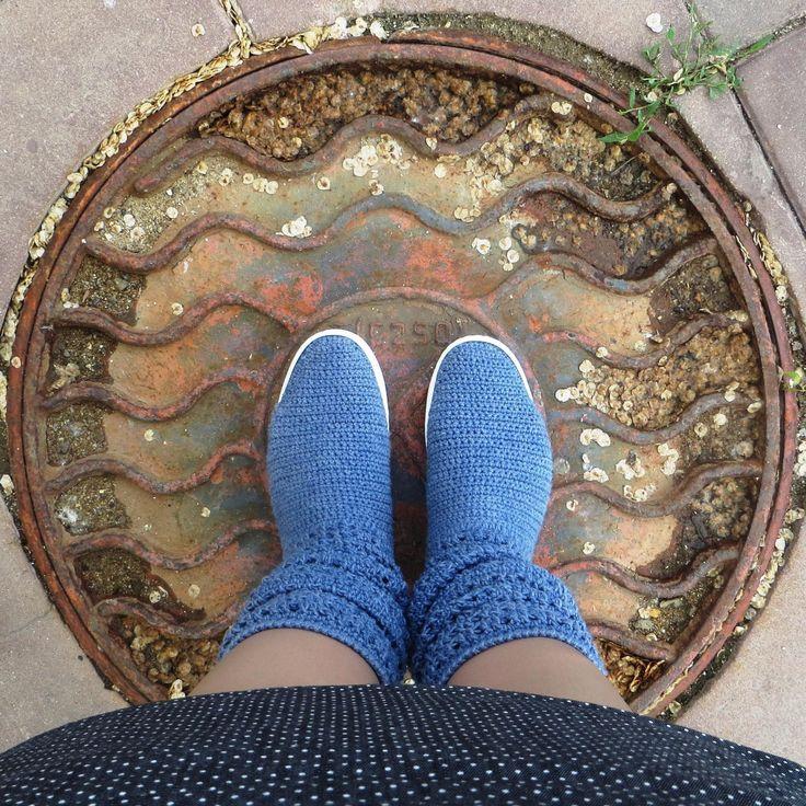 (47) Одноклассники  Летняя обувь Вязаная обувь Вязание крючком Обувь ручной работы Вязаные туфли Удобная обувь Summer footwear Knitted footwear Crochet shoes Handmade footwear Summer shoes Convenient footwear #toskaavoska