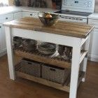 Ana White | Build a Easy Kitchen Island Plans | Free and Easy DIY Project and Furniture Plans
