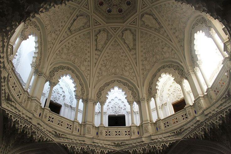 sala da ballo castello di sammezzano