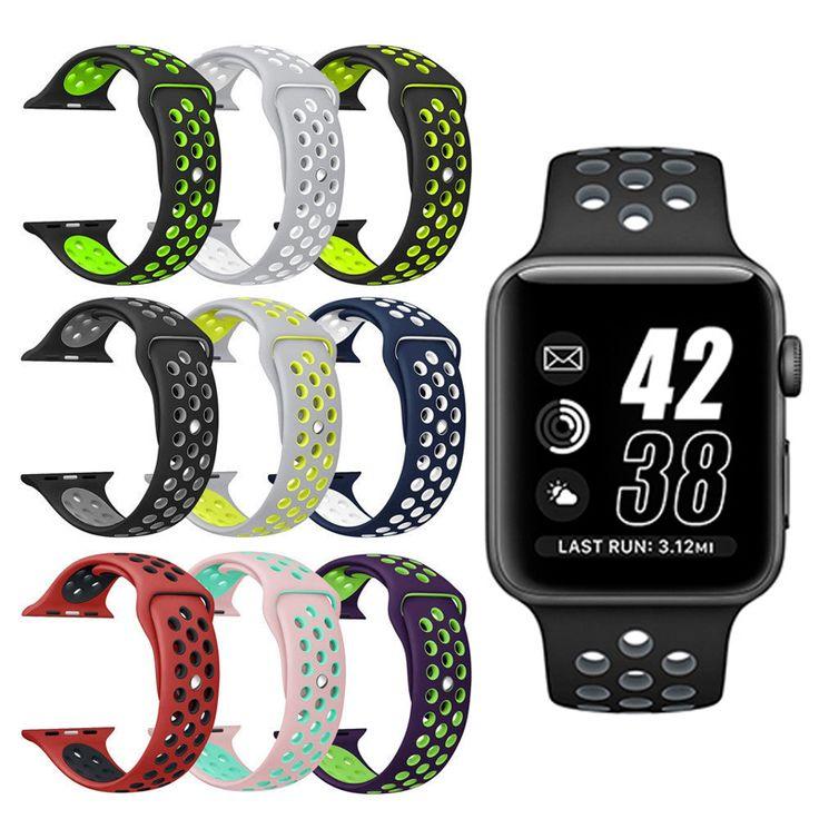 Comprar Marca esporte relógio de Silicone banda strap para
