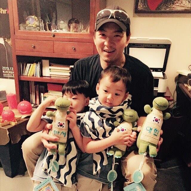 #Cr.Daehan Minguk ManSe #Song's Cute Triplets
