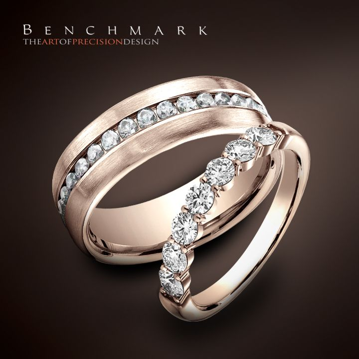 benchmark wedding box jewelry on james bands