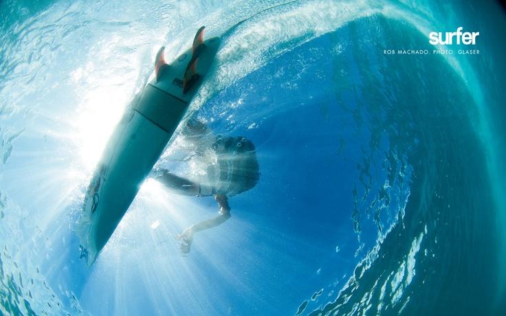 Rob Machado. Photo: Glaser #surfer #surferphotos