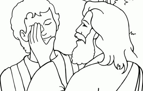 Pin on Jesus Has Power Over Sickness; Matthew 20:29-34
