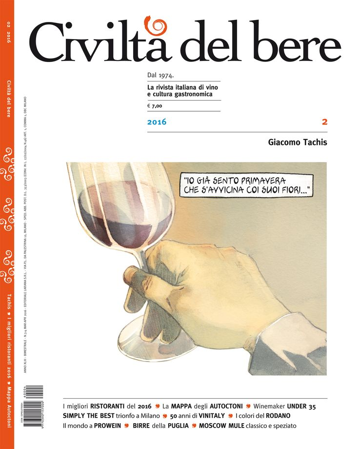 Giacomo Tachis - Civiltà del bere