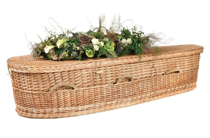 Willow Green Casket Price: $1,395.00  The willow caskets are crafted by hand in small rural cottage environments. The willow plant is fa...