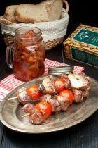 Pikantní grilovací chutney [čatní]