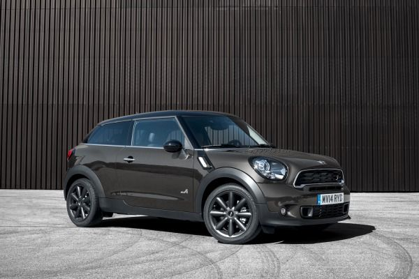 The updated 2015 Mini Cooper Paceman is set to arrive at U.S. dealerships late this summer.
