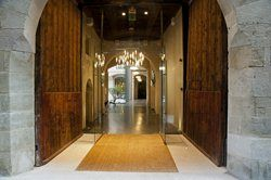Mercer Hotel Barcelona, Barcelona, 2012 - Rafael Moneo