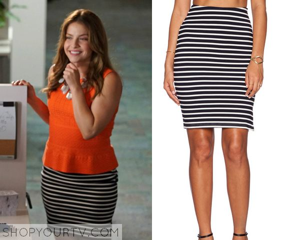 Kevin From Work: Season 1 Episode 4 Audrey's Striped Skirt