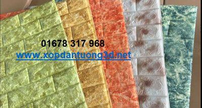 Xốp đá dán tường 3d đại lý đà nẵng - sỉ lẻ giá rẻ nhất liên hệ 01678 317 968 - 01259 295 768 lẻ chỉ từ 55k/ 1 tấm hàng loại 1 , kích thước max : 70*77*1cm( fb/zalo/ call , lưu ý do shop có rất nhiều khách gọi để mua tấm xốp đá dán tường 3d nên nếu gọi cả 2 số mà đều thuê bao thì quý khách cứ để lại tin nhắn hoặc kết bạn zalo/fb 01678 317 968 hoặc nhắn tin vào fanpage nhé