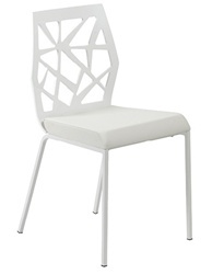 Sophia Dining Chair | Modern Contemporary Dining Chairs, Dining Room Furniture, and modern sleek furniture: Dining Rooms, Dining Room Furniture, Contemporary Dining, Dining Chairs, Dining Chair Set, Chair Backs, Sophia Dining, Cutout Chair